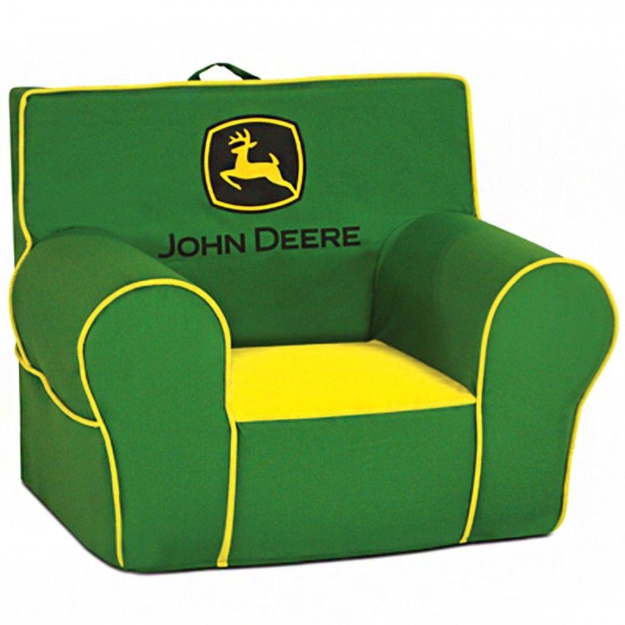 John Deere Ottoman : John deere grab n go chair lp room