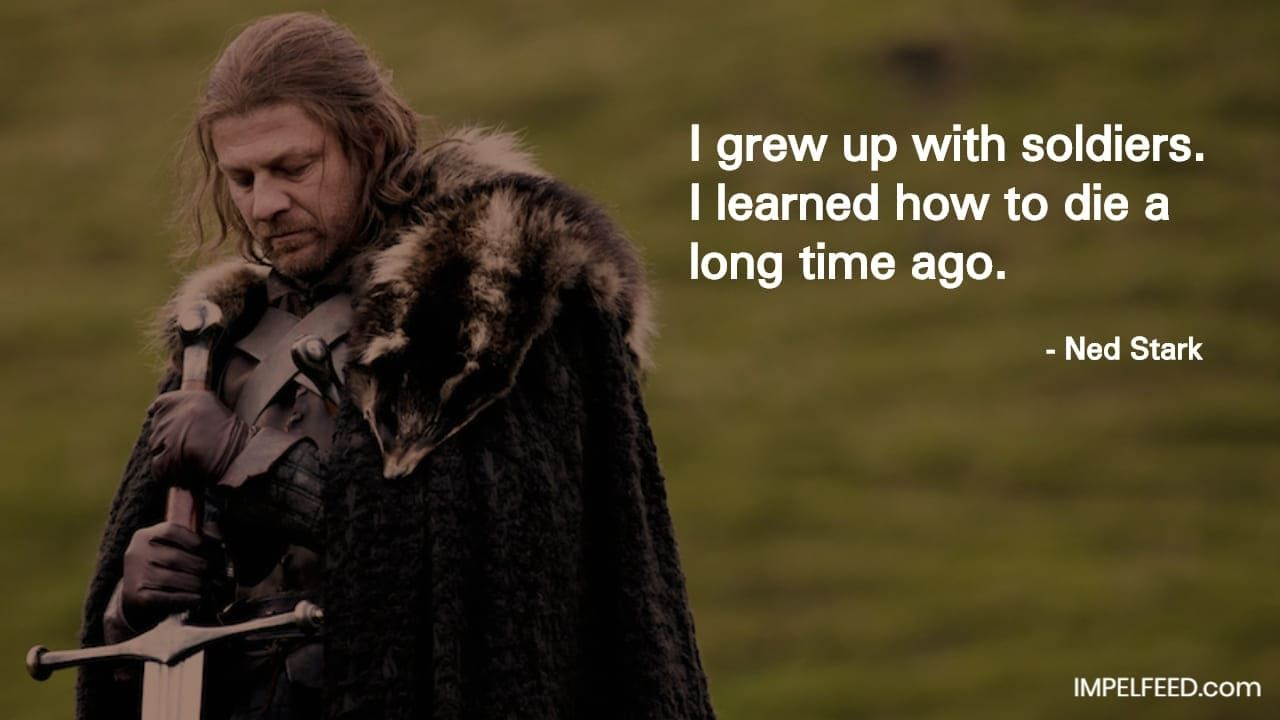 The 20 Most Badass Quotes (and Moments) in Game Of Thrones