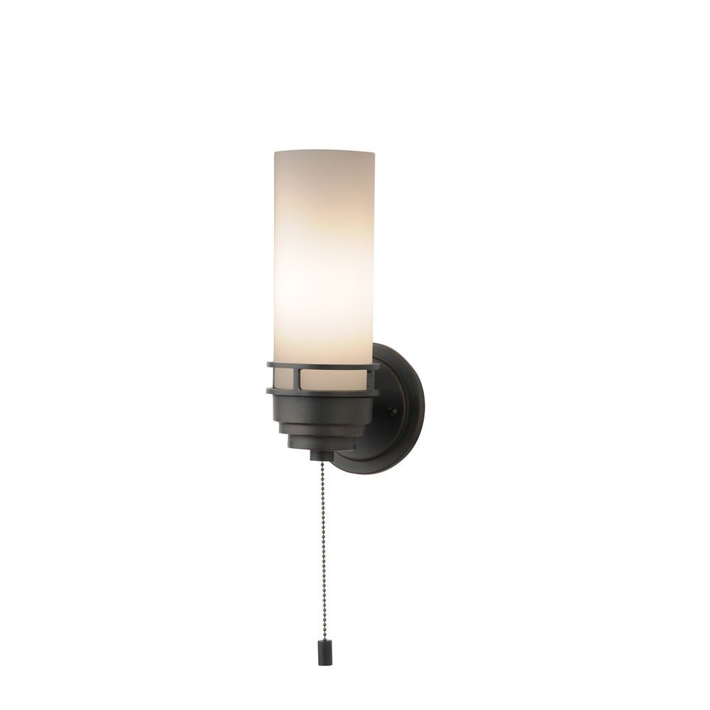 Lantern Wall Sconce With Switch With Images Wall Mounted Light