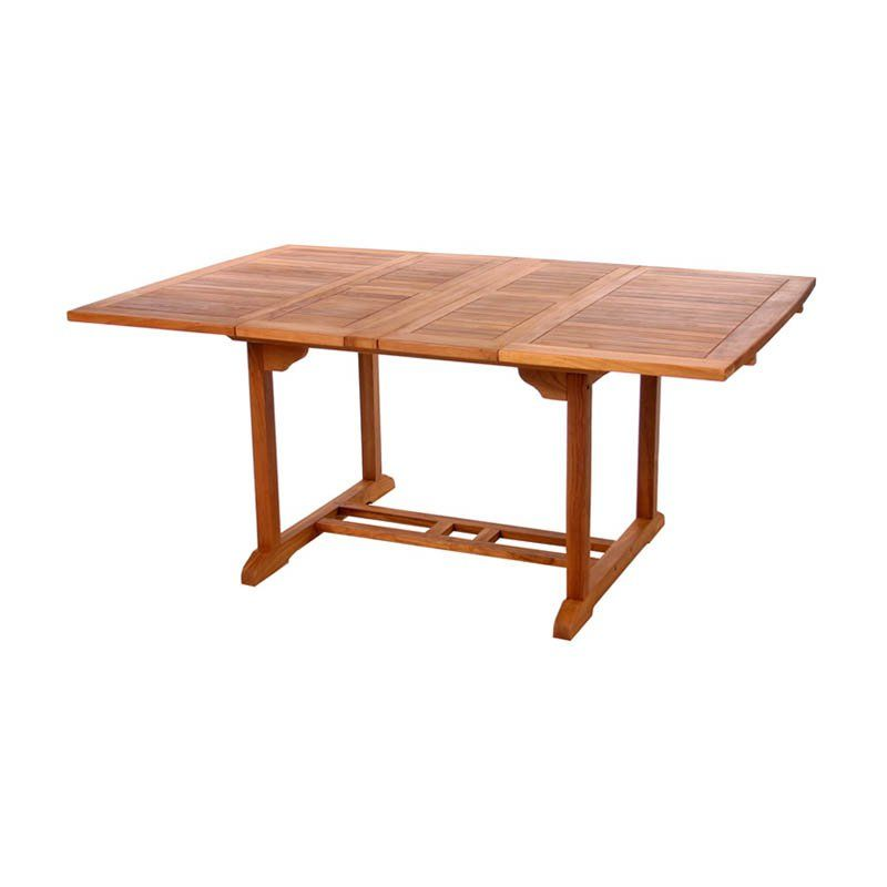 Outdoor All Things Cedar Teak Butterfly Extension Patio Dining Table Td72 Dining Table Wood Dining Table Patio Dining Table