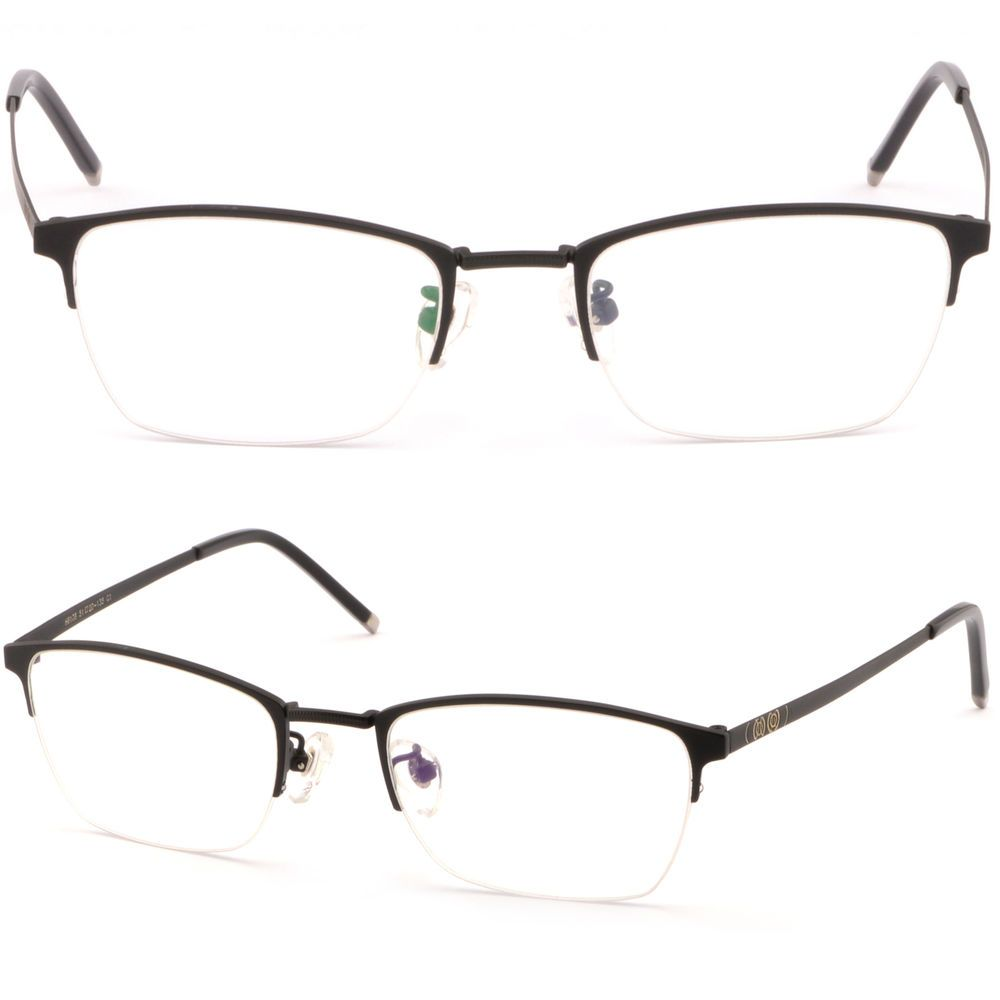 Mens Glasses Frames With TRANSITIONS Lenses For Fashion Wear Non Prescription