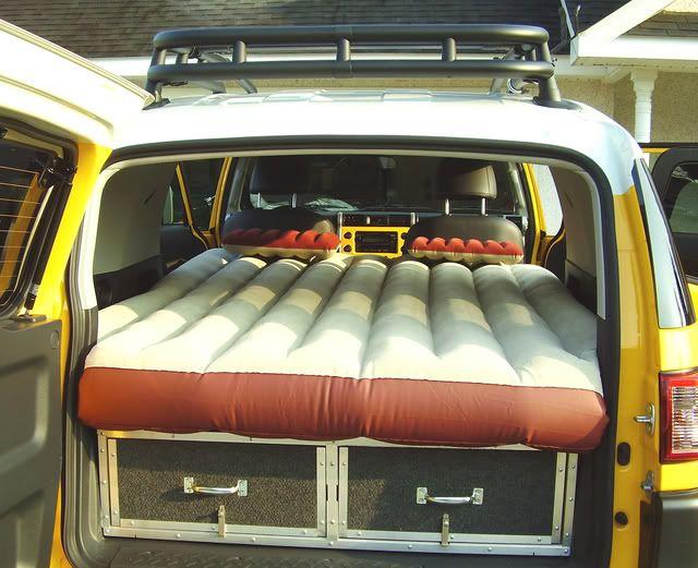 Rear Storage Solutions (12 Articles)   Toyota FJ Cruiser Forum