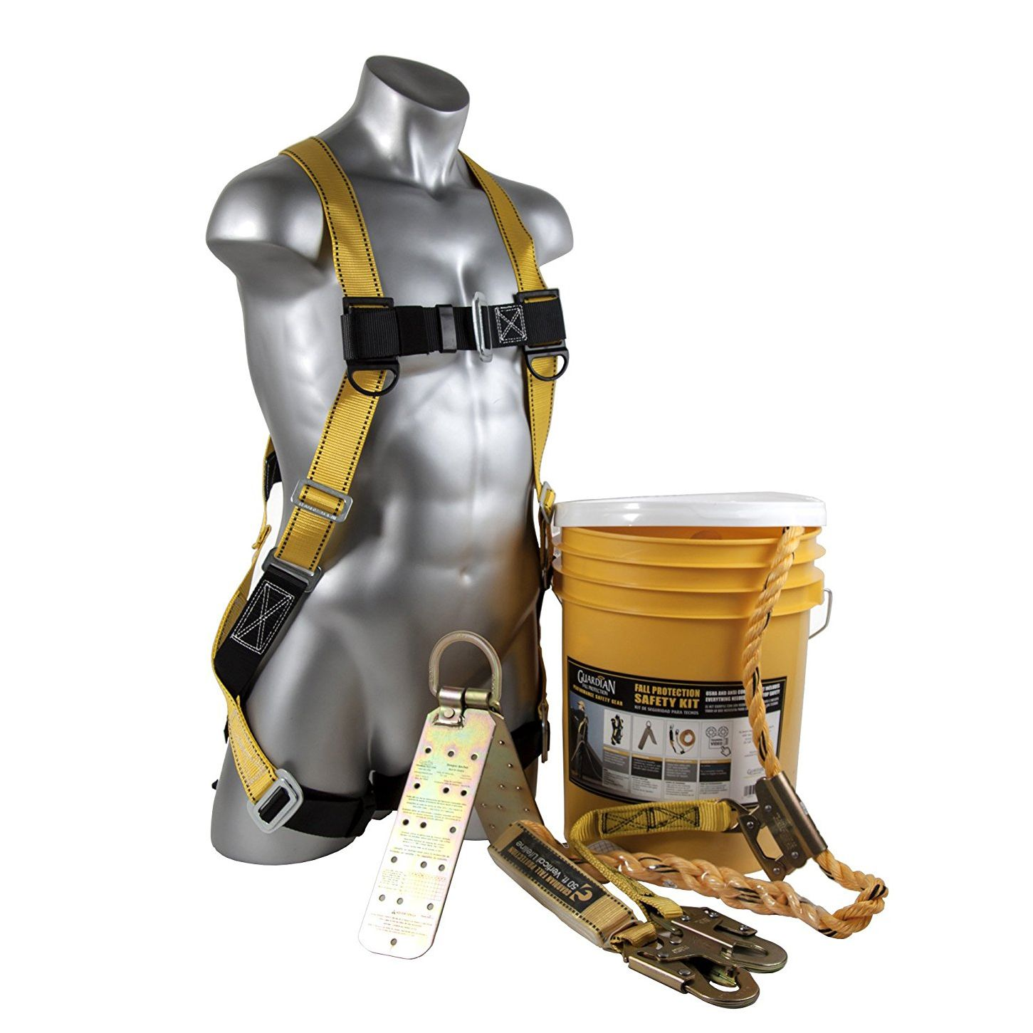 Guardian Fall Protection SafeTie Safe Harness