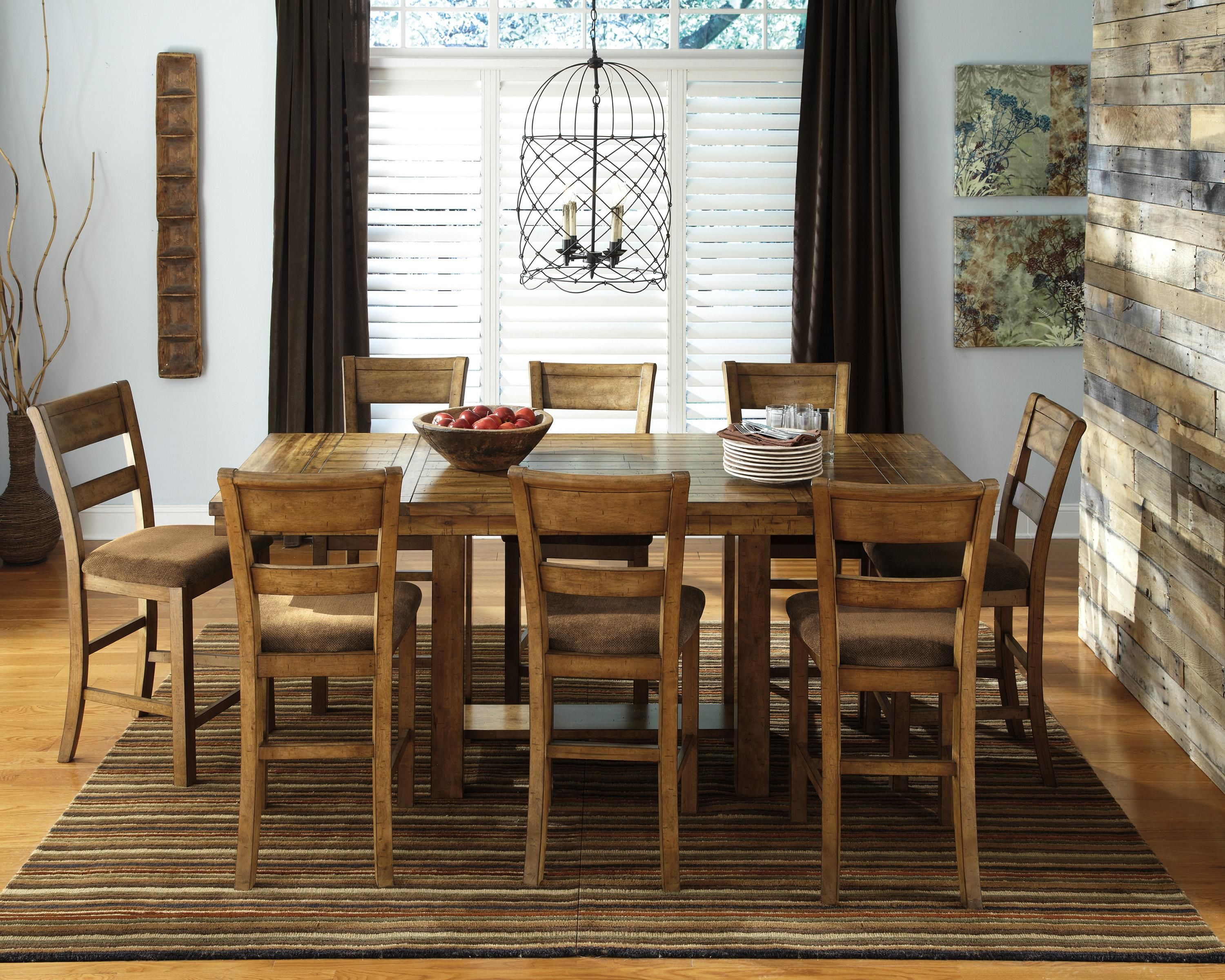 Pin By Jennifer Jenkins Rhodes On Stuff To Buy Dining Room Table Set Counter Height Dining Room Tables Casual Dining Room Set