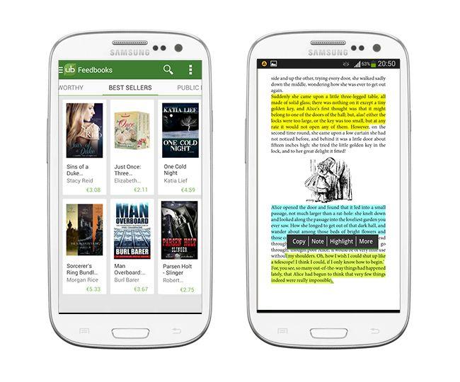 Книги для android скачать
