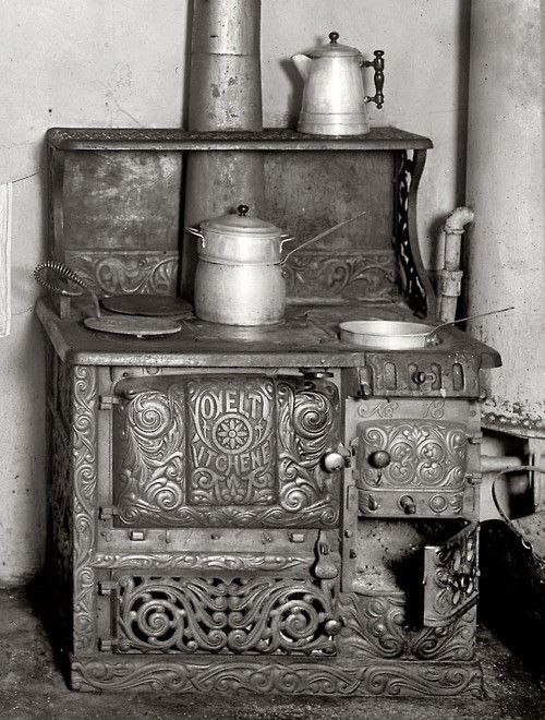 An Entry From Emilialua Poele A Bois Cuisiniere Ancienne Poele Antique