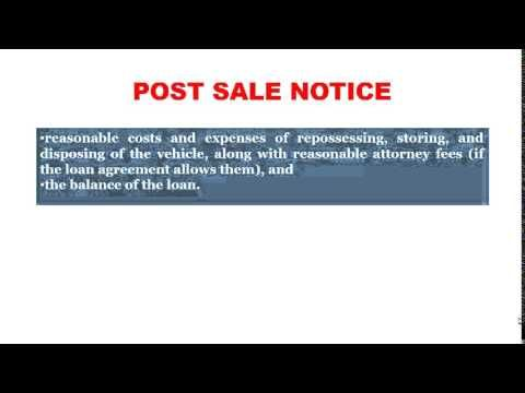 Credit Repair How To Remove Car Repossessions Off Creditreport