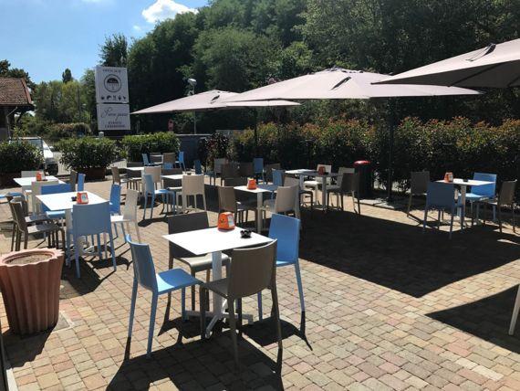 Bar Pour Terrasse sledge tables pliantes pour terrasse de bar - sledge | inspirez vous