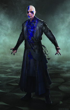 Doctor Strange Bonus Features Give Insight Into Kaecilius and his Zealots - LaughingPlace.com