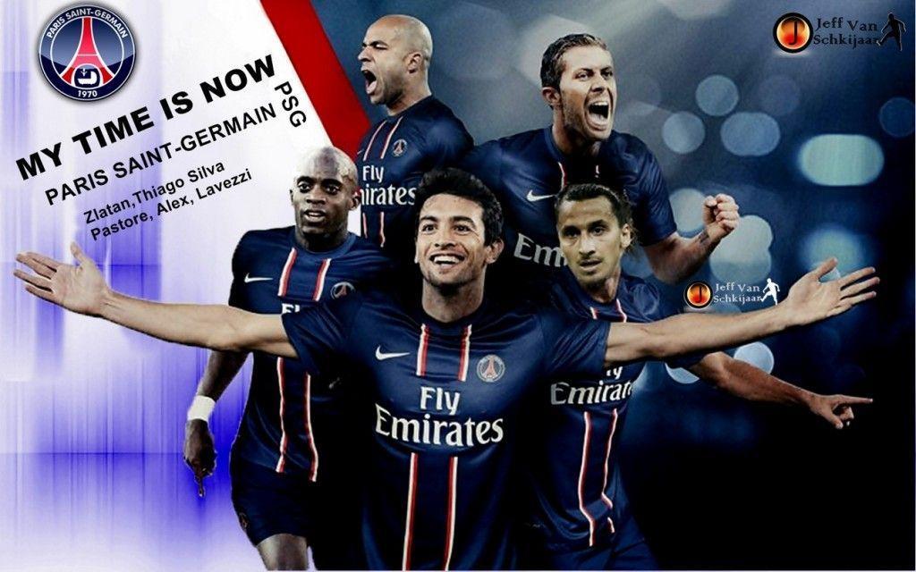 Paris Saint Germain 2012-2013 HD Best Wallpaper