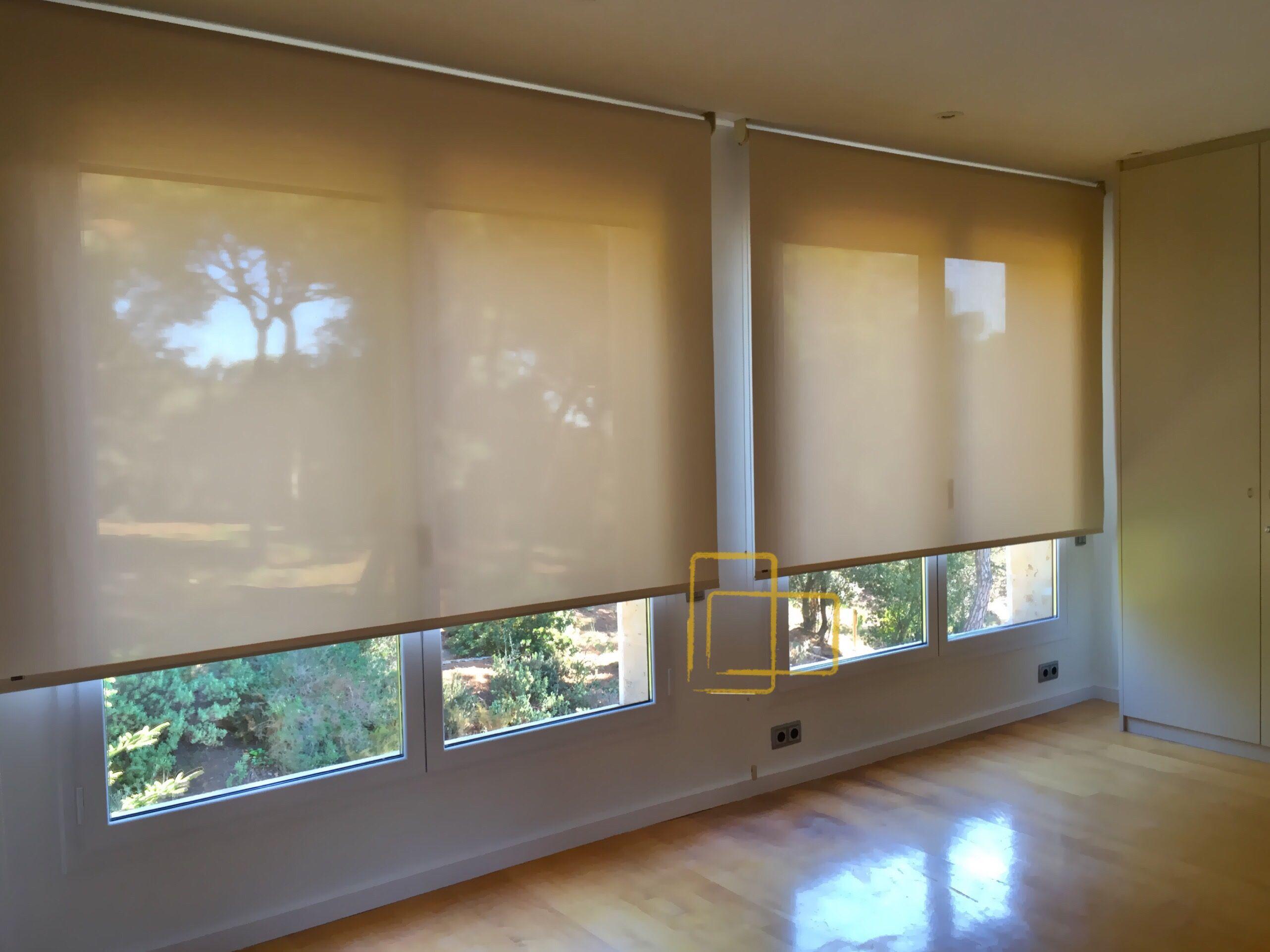 las cortinas que estan de moda cortinas solart estores cortinas enrollables