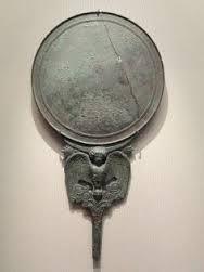 Risultati immagini per greek hand mirrors