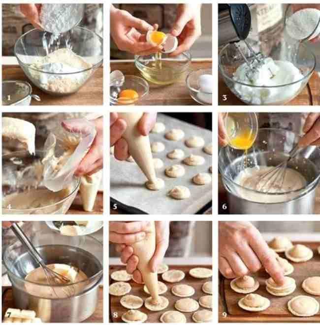 этих двоих рецепт макарун в домашних с фото шейки матки