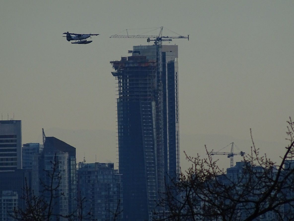 2015 03 05 Vancouver Trump tower
