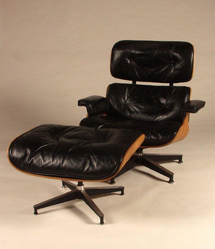 Herman Miller ® Eames Chair and Ottoman AllModern