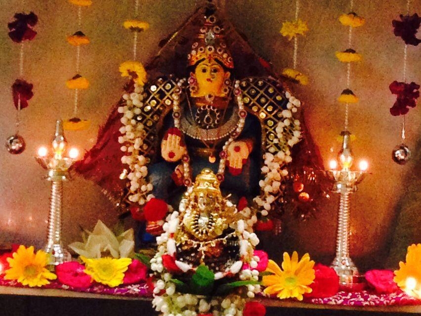 lakshmi #pooja #@home | Royal Decorations | Pinterest | Decoration ...