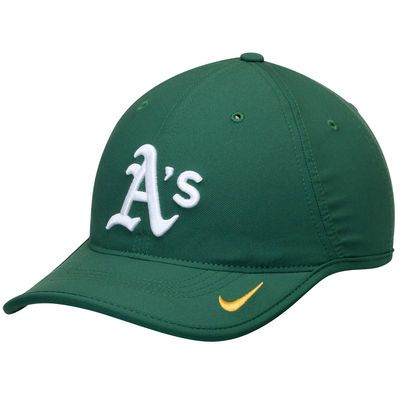 acd5fa3fe64c Men s Oakland Athletics Nike Green Vapor Performance Adjustable Hat ...