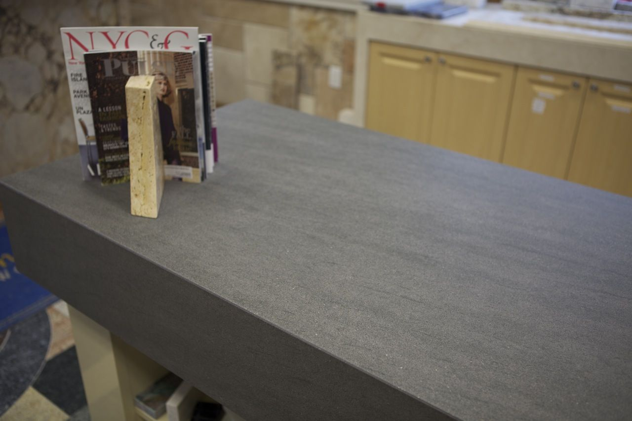 NEOLITH Basalt Grey Countertop