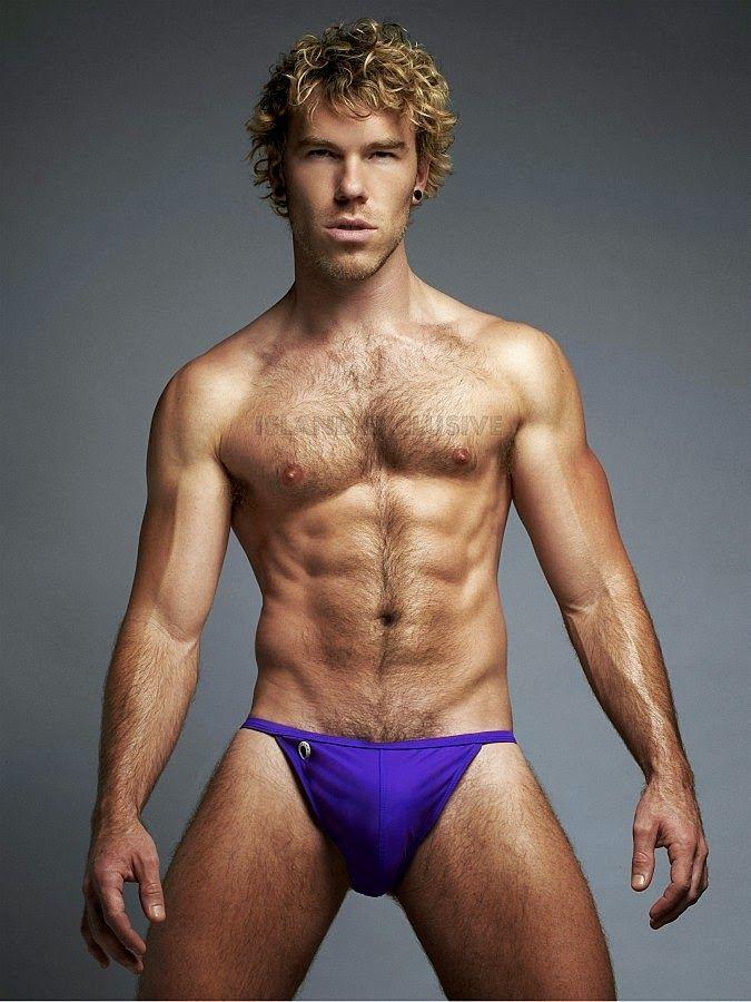 Brief Distraction featuring DW Chase | Underwear News Briefs