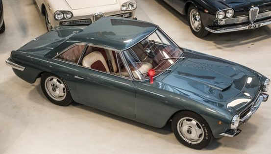 OSCA 1600 GT TOURING COUPE - 1961