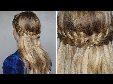 12+ Coiffure fille rapide youtube inspiration