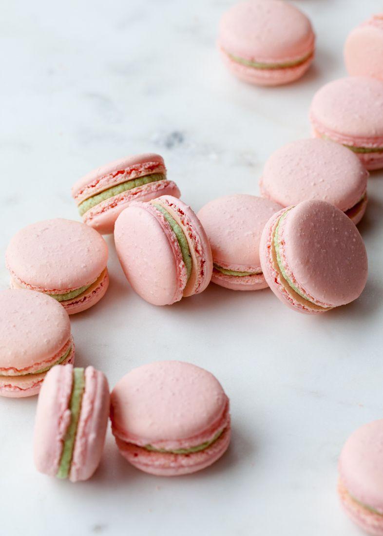 matcha raspberry french macarons recette en anglais le matcha et en anglais. Black Bedroom Furniture Sets. Home Design Ideas