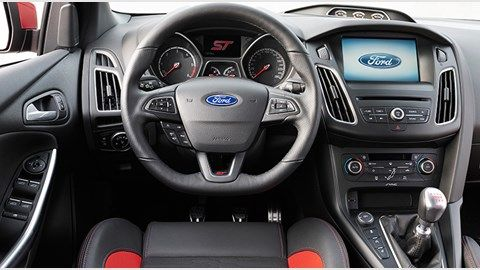 Ford Focus St Diesel 2015 Review Ford Focus St