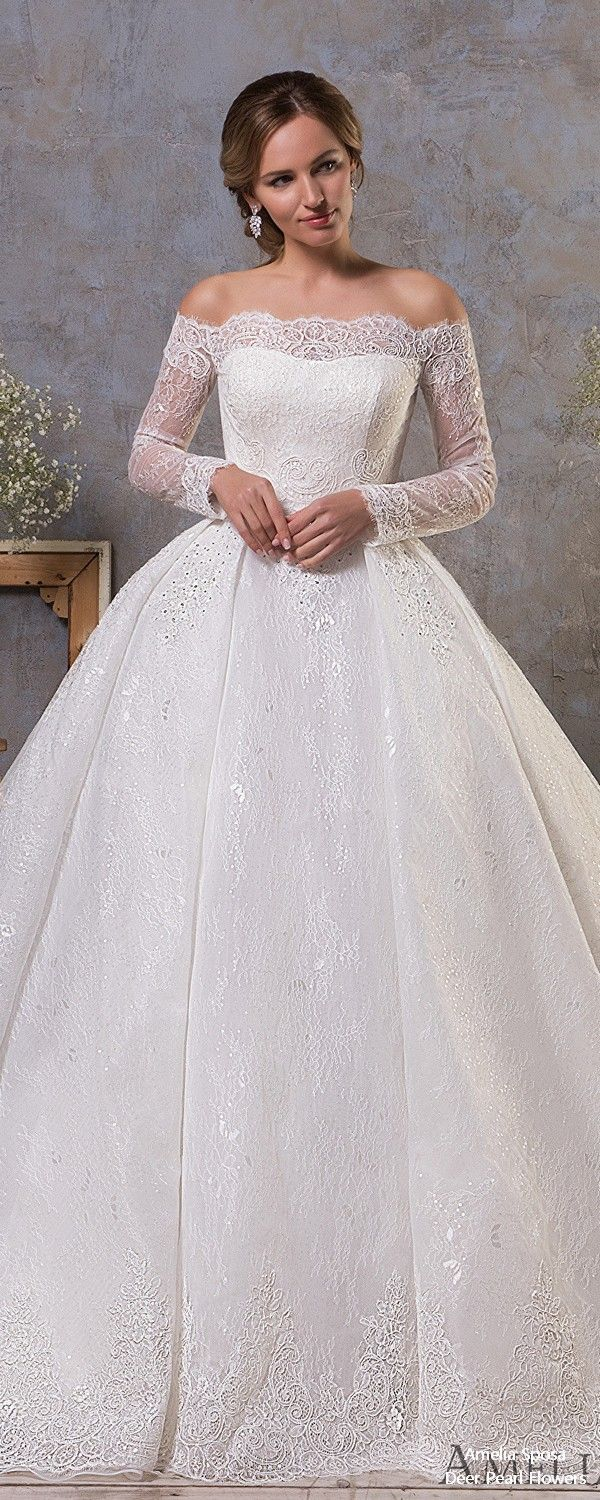 Amelia sposa wedding dresses u in love with lace collection in