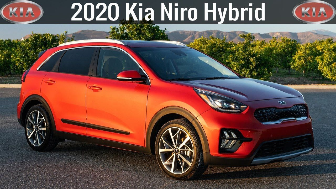 2020 Kia Niro Hybrid In 2020