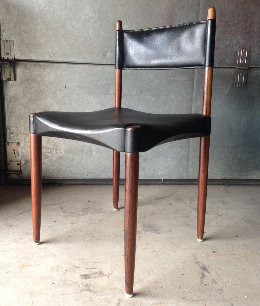 Danish Dining Chair Covers Jumia Rosewood Leatherette Chairs By Anders F Jensen
