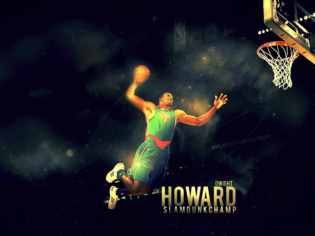 NBA Wallpapers Slam Dunk Howard Players