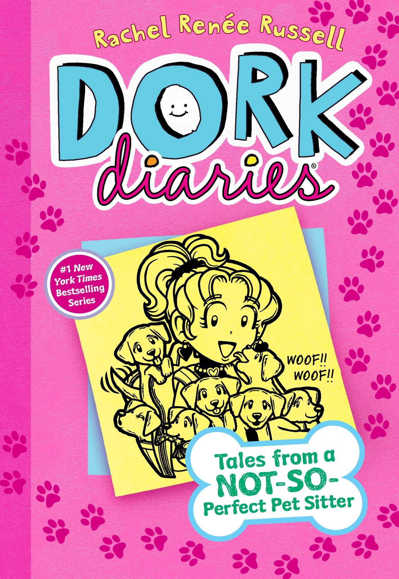 Coloring pages for dork diaries -  Dork Diaries 10 Tales From A Not So Perfect Pet Sitter