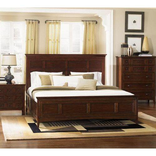 Bristol Panel Bed Birchlane