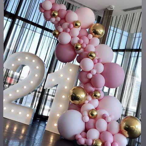 30-100 grands hélium qualité fête anniversaire ballon mariage ballons baloons