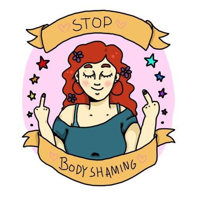 Stopbodyshaming Bodyshaming Feminism Femminismo Body Positivity Positive Body Image Body Image