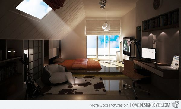 Interior Design Bedroom For Teenage Boys 20 teenage boys bedroom designs | bedrooms, boy beds and room