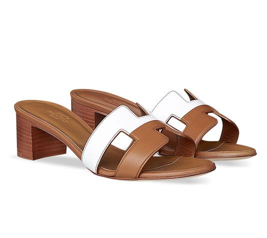 0d8f17aef1a9 Oasis Sandal | hermes | Sandals, Shoes, Mid heel sandals