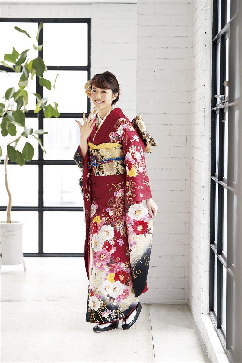 Fashion & Pin by Lillian I on Kimono | Pinterest | Kimonos Asian ladies and ...