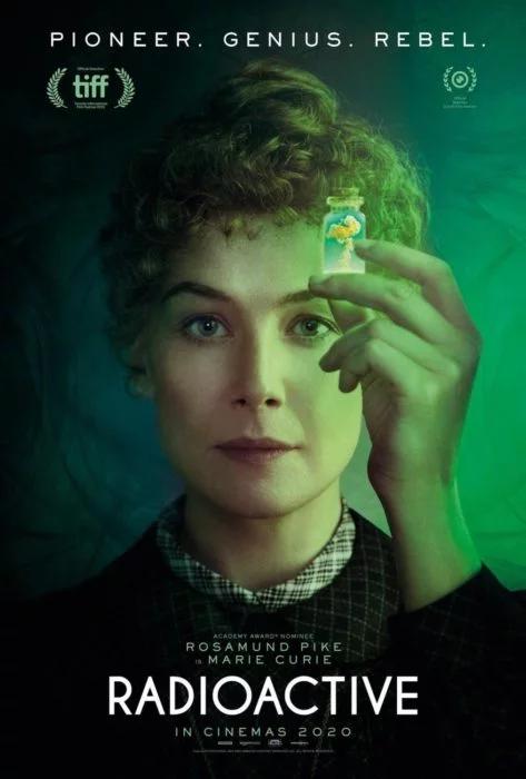 Lanzan Tráiler De Radioactive La Película Biográfica De Marie Curie Como Ver Peliculas Peliculas Peliculas De Epoca
