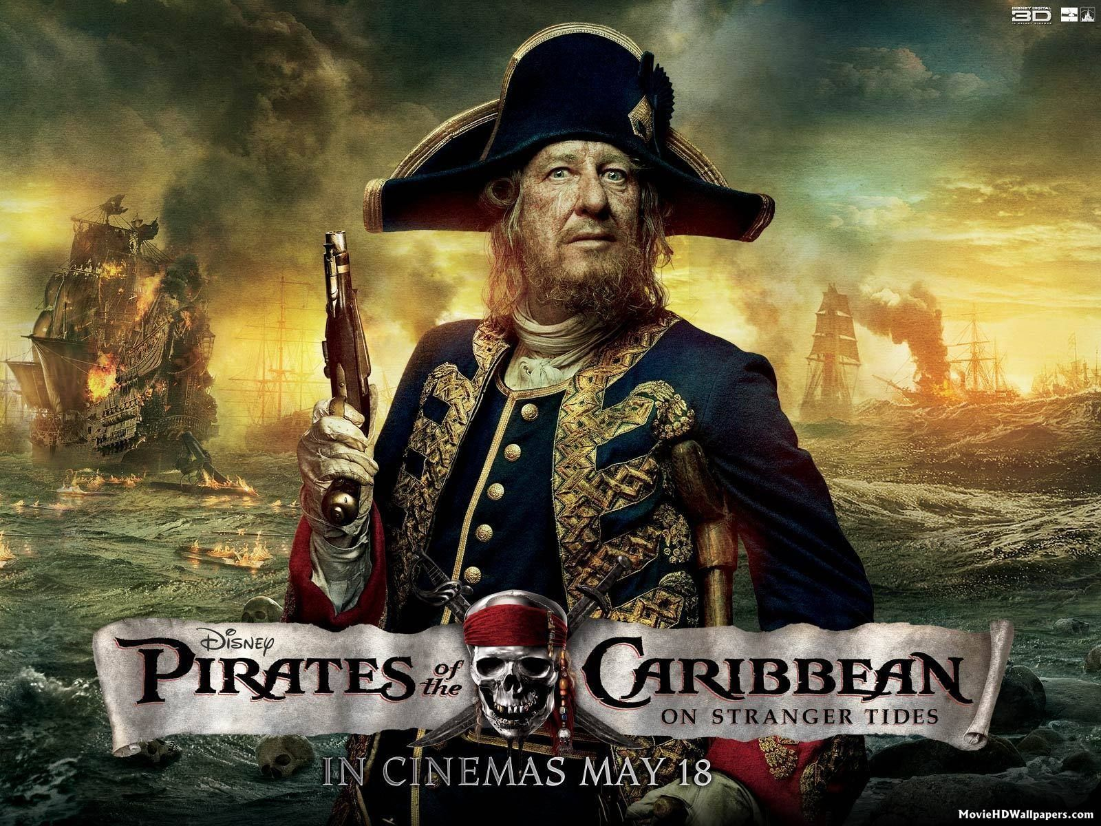 Philip pirates of the caribbean hd wallpapers backgrounds art pirates of the caribbean on stranger tides movie geoffrey rush captain hector barbossa hd wallpaper desktop background voltagebd Images