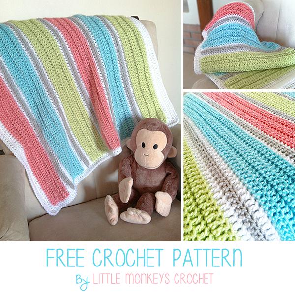 Super easy but so pretty | Crochet | Pinterest | Manta, Tejido y Cobija