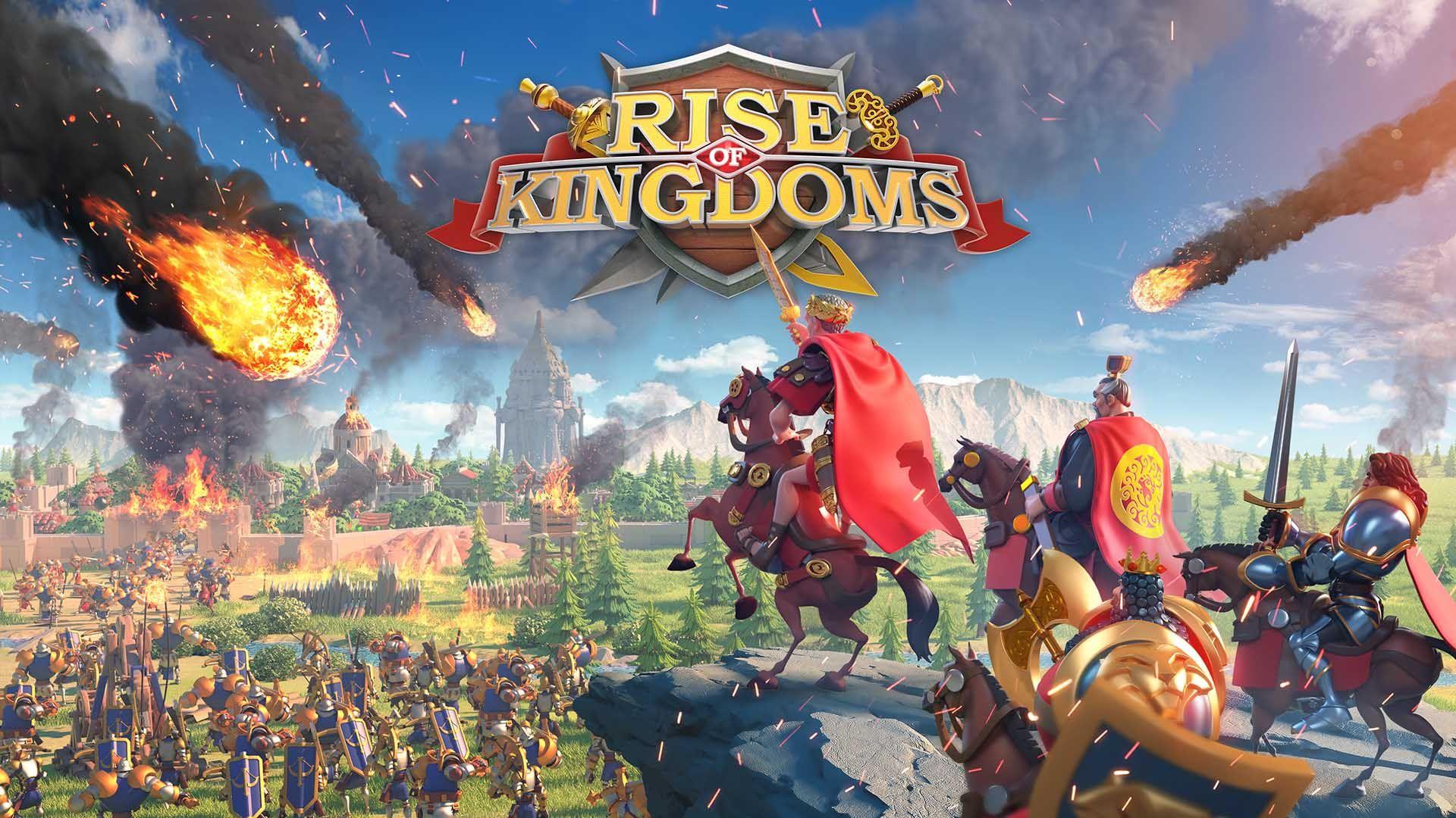 Rise of Kingdoms Hack Cheats Infinite Gems Generator No