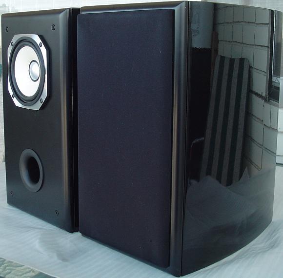 Колонки Fostex FX120 Bass Reflex Колонки