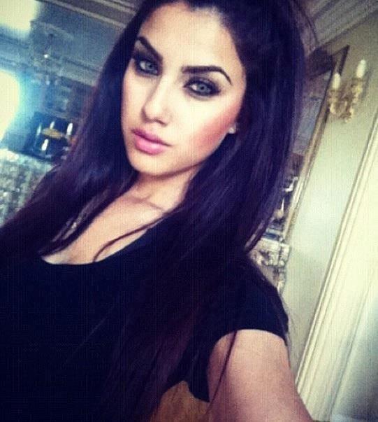 Hot Arabic Girl Beautiful Cute
