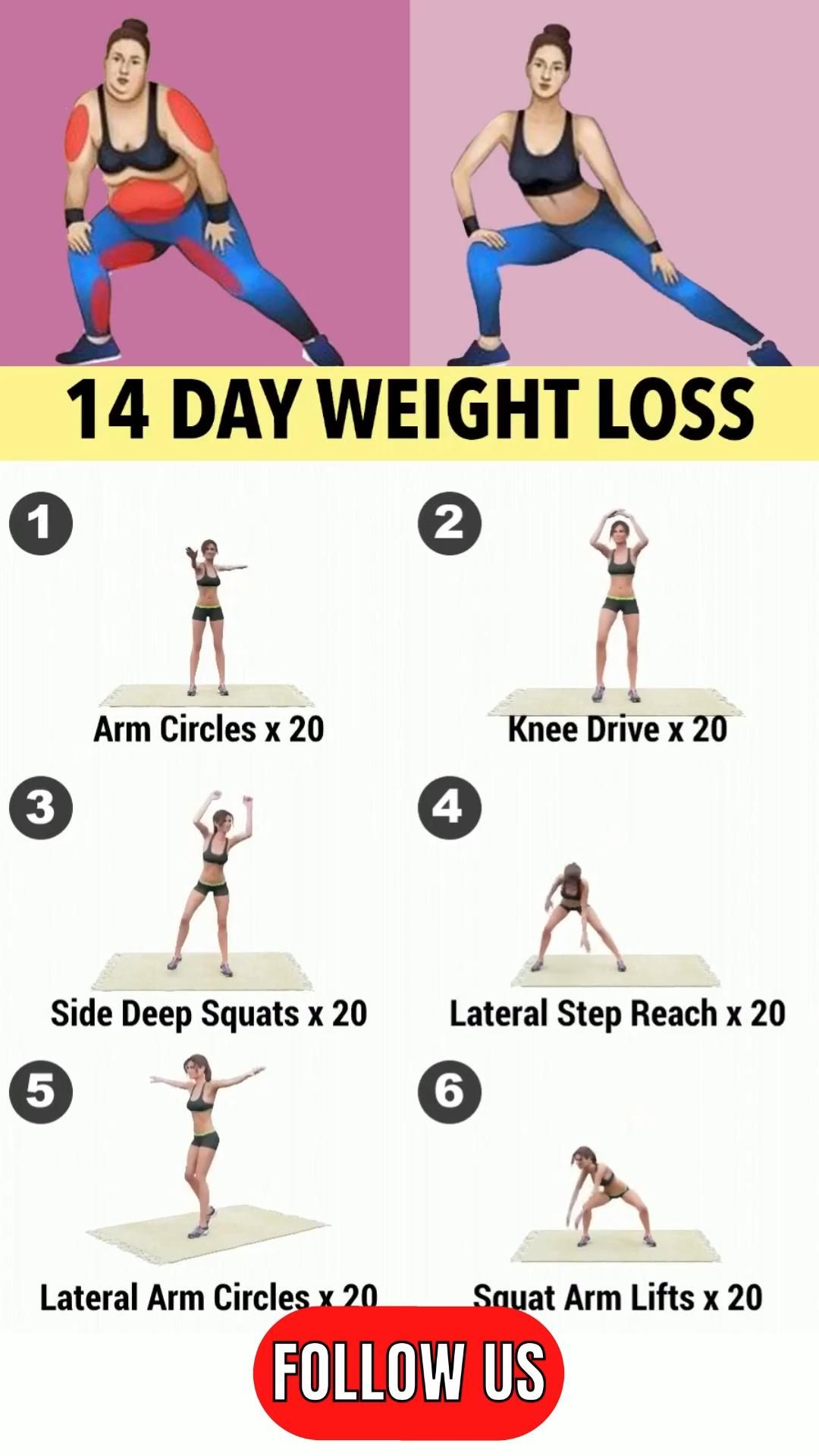 14 Day Weight Loss, Lose Weight Fast