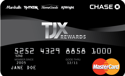 TJ Maxx #CreditCard provides some secured facility on their credit