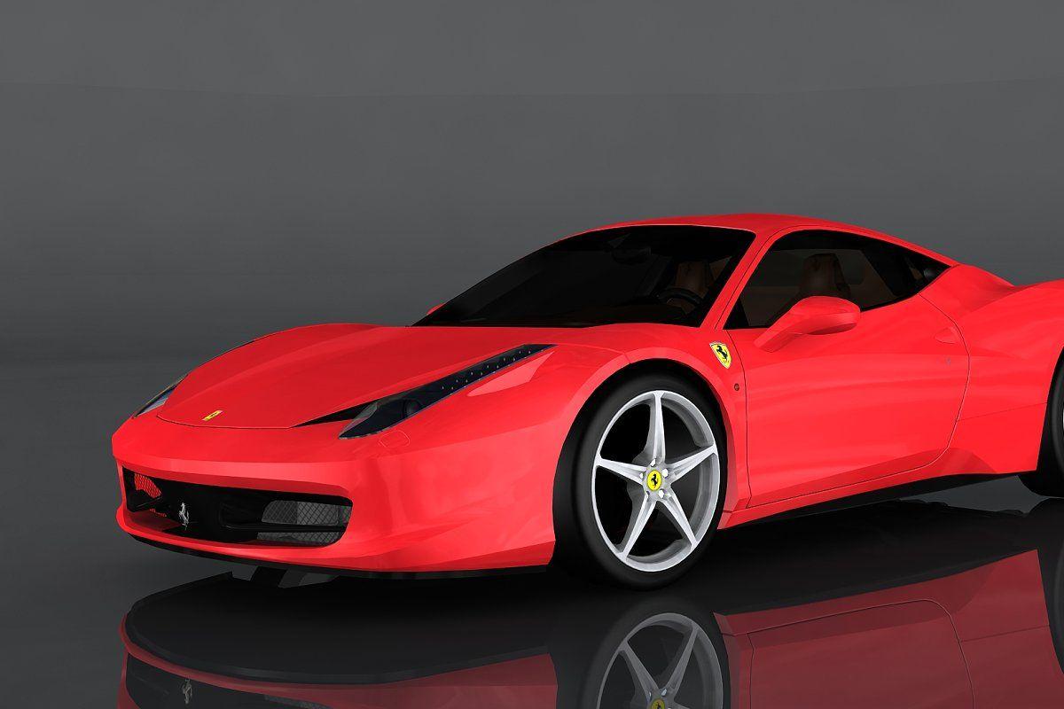 2010 Ferrari 458 Italia Ferrari 458 Ferrari 458 Italia Ferrari