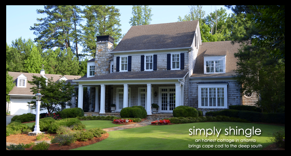 Stephen Fuller Designs Simply Shingle
