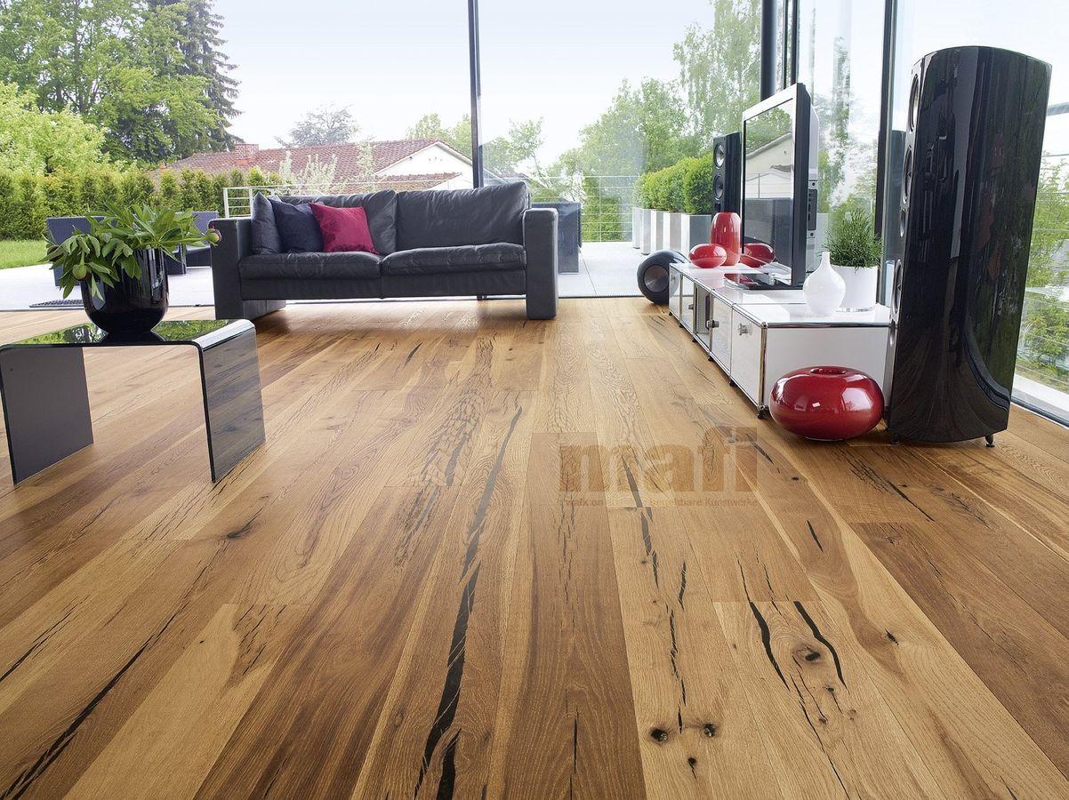 Mafi Parkett tiger oak vulcano blk living room mafi flooring