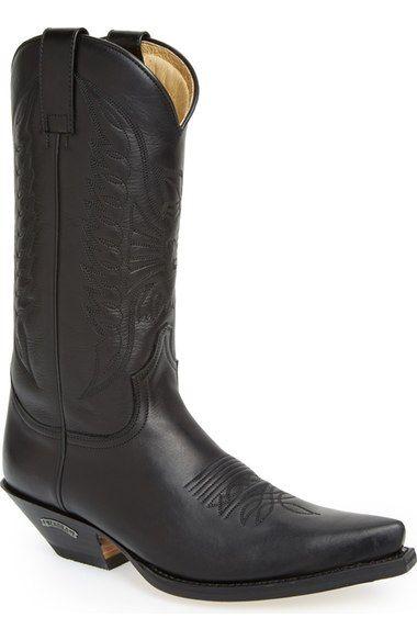 Sendra 'Reno' Cowboy Boot (Men | Custom cowboy boots, High